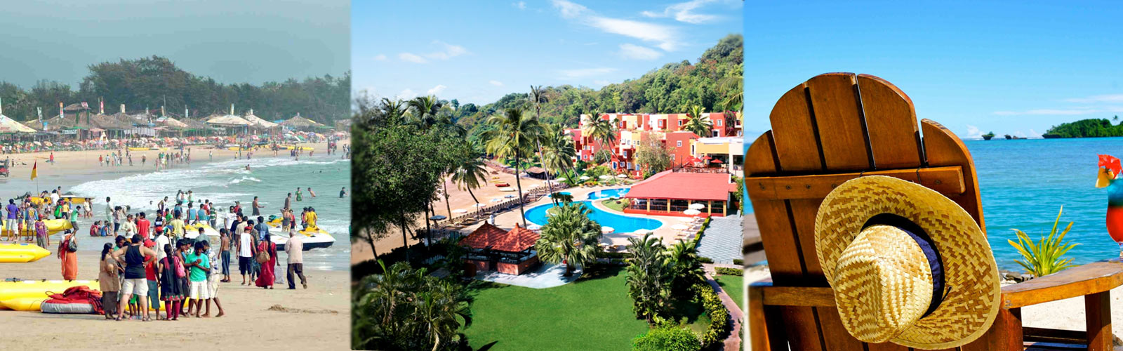 Best Of Goa Tour Package