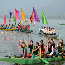 Kashmir Tour Package 4N/5D
