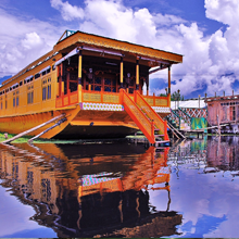 Kashmir Tour Package(Ex-Srinagar)