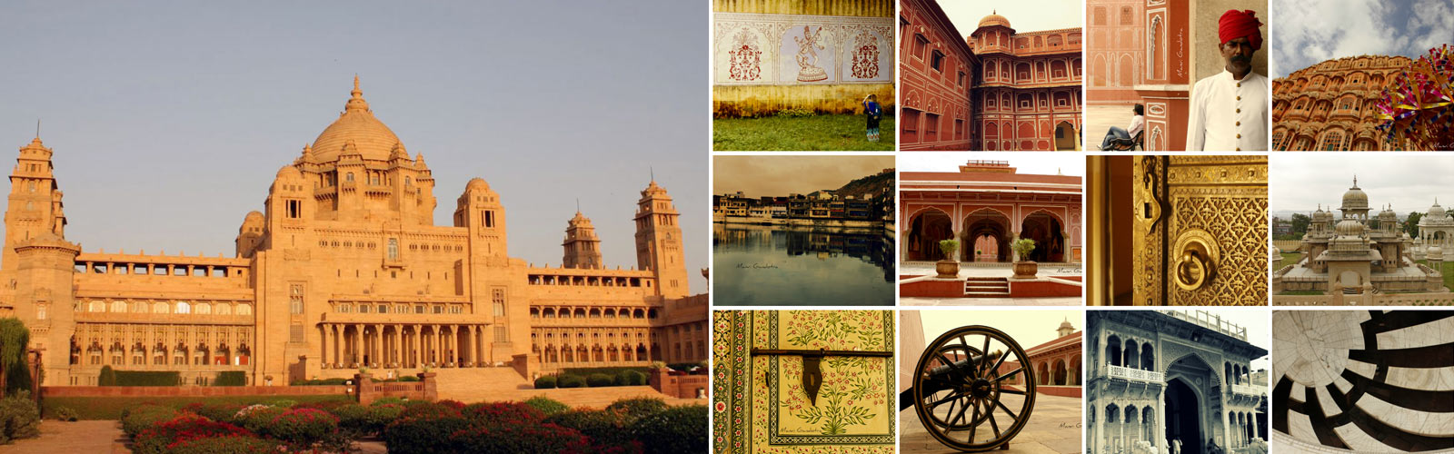 Rajathan Tour Package from delhi
