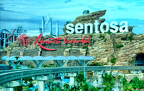 Singapore Sentosa Tour Packages